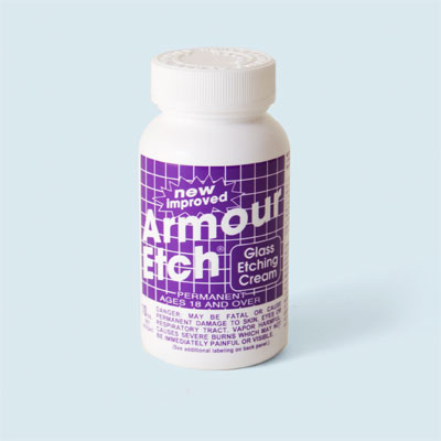 Etching Cream  for etching glass