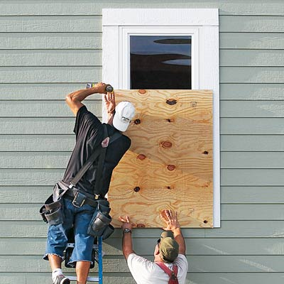 Board Up Prep For Hurricanes Storm Safety Checklist