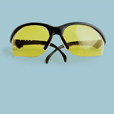 Crews Klondike workshop safety glasses