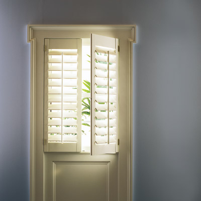 interior shutters