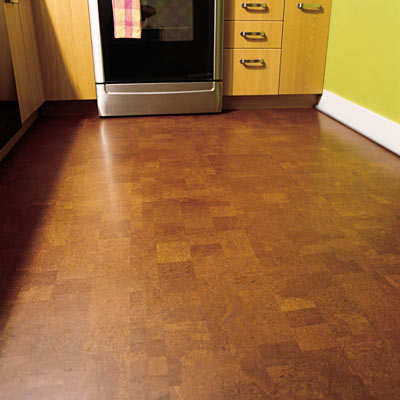 Lay an eco friendly layer of insulation 21 quick and for Kitchen floor solutions