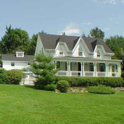 house in Saint Andrews, New Brunswick, Canada