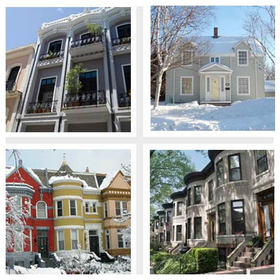 best old house neighborhoods for city living 2011