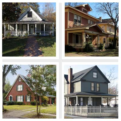Best Old House Neighborhoods for first-time buyers