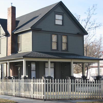 Normal Hill Lewiston Idaho Best Old House