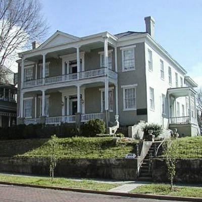 a house in Vicksburg, Mississippi