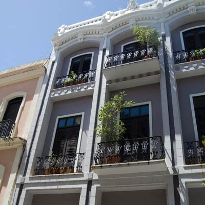 house located in old san juan puerto rico