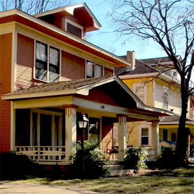 house located in North Oak Cliff, Dallas, Texas