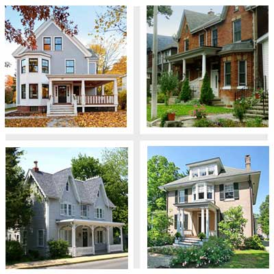 best old house neighborhoods for walkability 2011