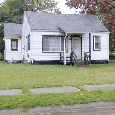 Crandall-Amos house