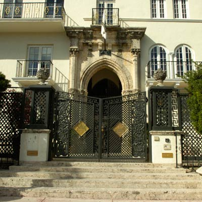 Gianni Versace House Miami, site of murder