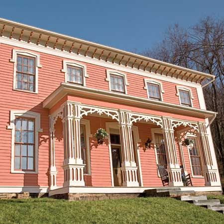 italianate  after turned into spectacular home