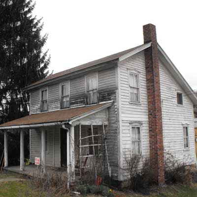forgotten farmhouse before turned into spectacular home