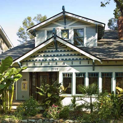 1911 bungalow  after turned into spectacular home
