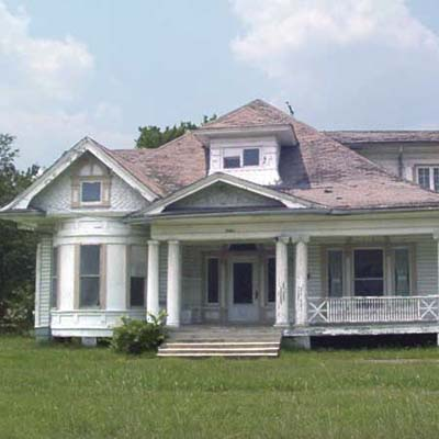 Before: Texas Queen Anne before turned into spectacular home