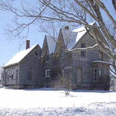 Gothic Revival before turned into spectacular home