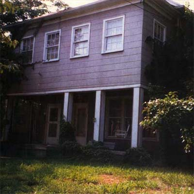 American Foursquare before turned into spectacular home