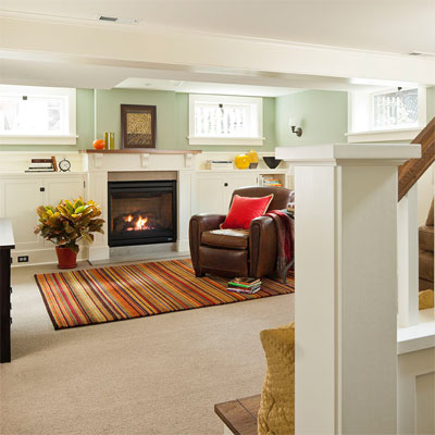 Basement Decorating Ideas On A Budget Interior Decorating