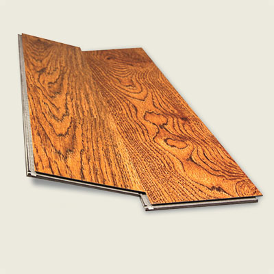 faux-wood vinyl flooring