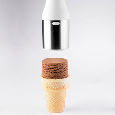 ice cream scoop and stack wacky kitchen product