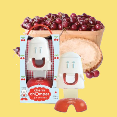 cherry pitter wacky kitchen product