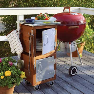 Get Grilling for a great summer projects
