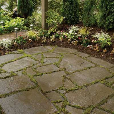 Lay a Bluestone Patio for a great summer project