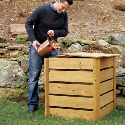 Start Composting for a great summer project