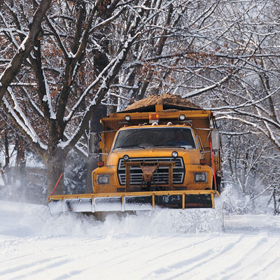 Snow Plows delayed due to budget