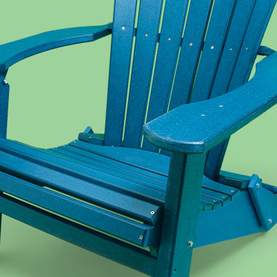 high end priced adirondack chair