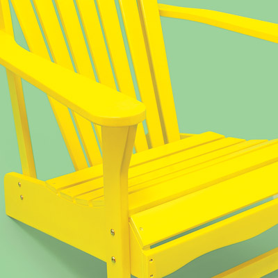 budget priced adirondack chair