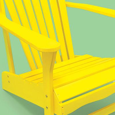 budget priced adirondack chair