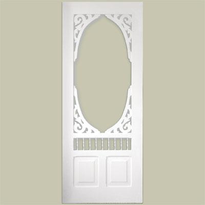 Victorian Screen Door Steal for vintage character restoration
