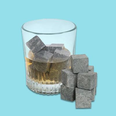 stone ice cubes