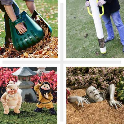 wackiest yard and garden products