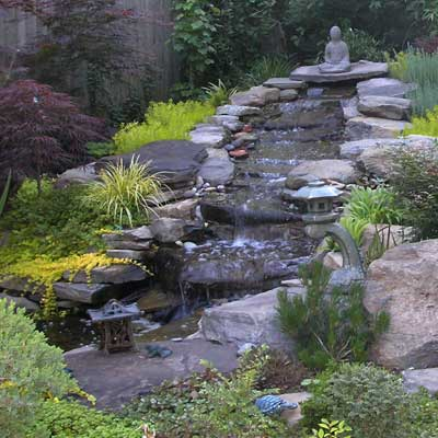 Suburban Zen Best Ponds From Readers 39 Yards This Old House