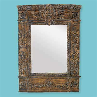 Victorian Motifs style of architectural mirrors