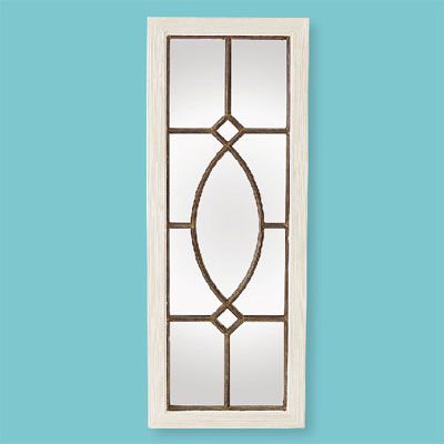 Light and Airy style of architectural mirrors