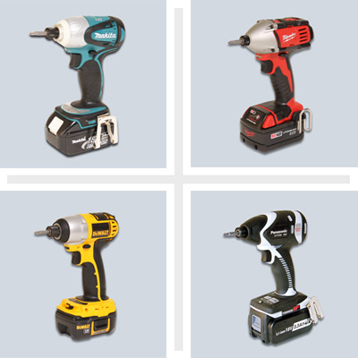 selectable speed impact drivers
