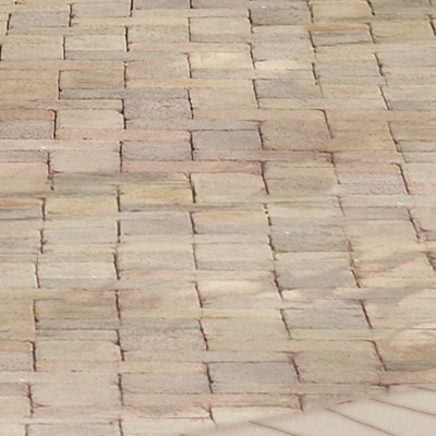 paver patio surface