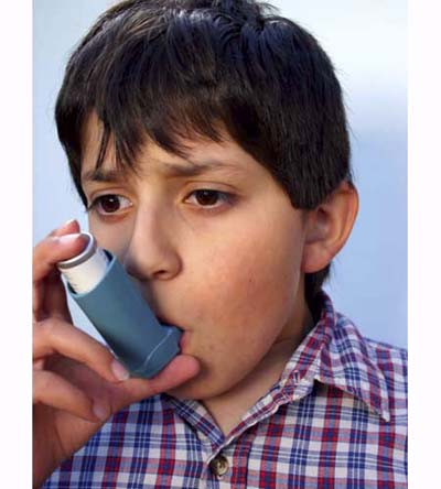 asthma is among the damaging health effects of mold