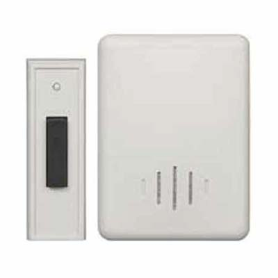 battery operated wireless doorbell from doorchime.com