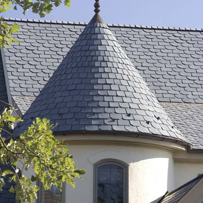 recycled rubber tile fire resistant roofing and siding