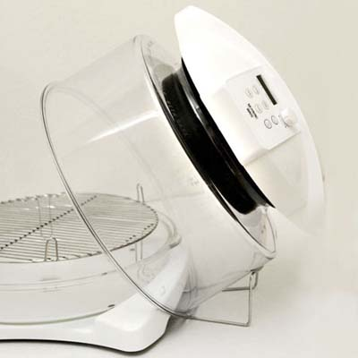 halogen oven that cooks faster than traditional oven