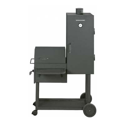 smoker from brinkmann