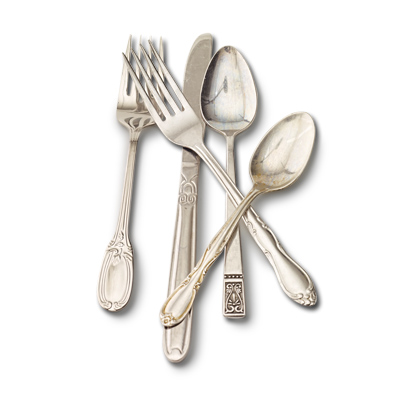 Life After The Dinner Table | 10 Uses for Old Flatware | This Old