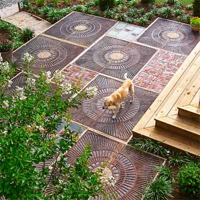 Tree-Surround Patio from the 2012 this old house reader remodel ways you wowed us