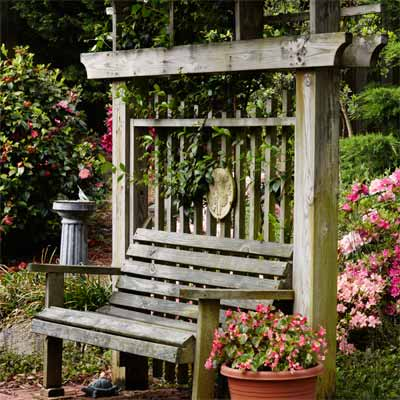 He Built a Sweet Garden Arbor from the 2012 this old house reader remodel ways you wowed us