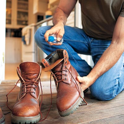 deodorizing shoes with vodka, best of 10 uses for common household items