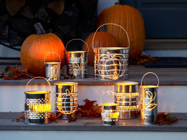 Fright-Night Lights: October's selection from A Year's Worth of Easy Upgrades gallery from this old house